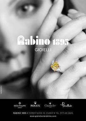 Gioielleria Rabino Cuneo - Affisione 2019