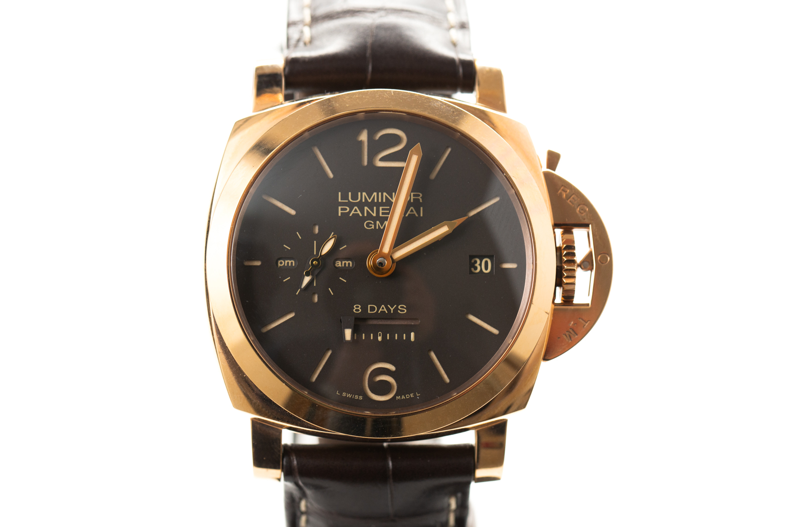 panerai - Luminor gmt