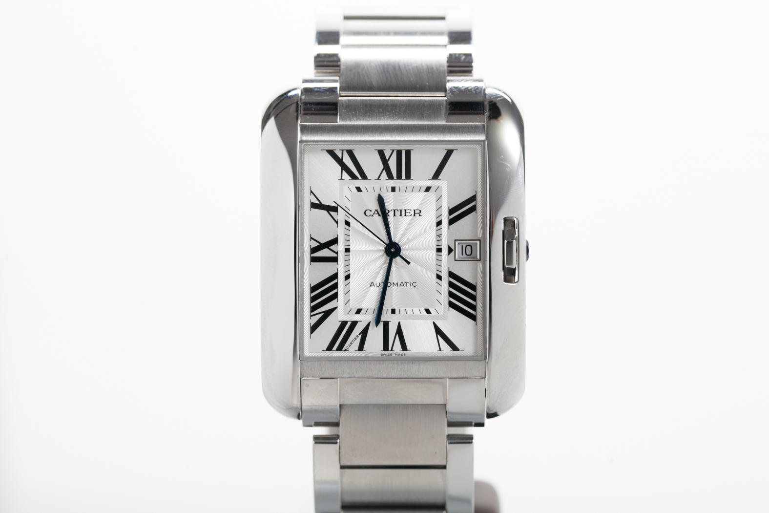 cartier - tank Anglaise