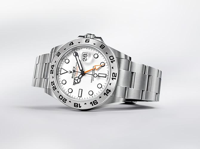 Gioielleria Rabino-Rolex new 2021 watches explorer
