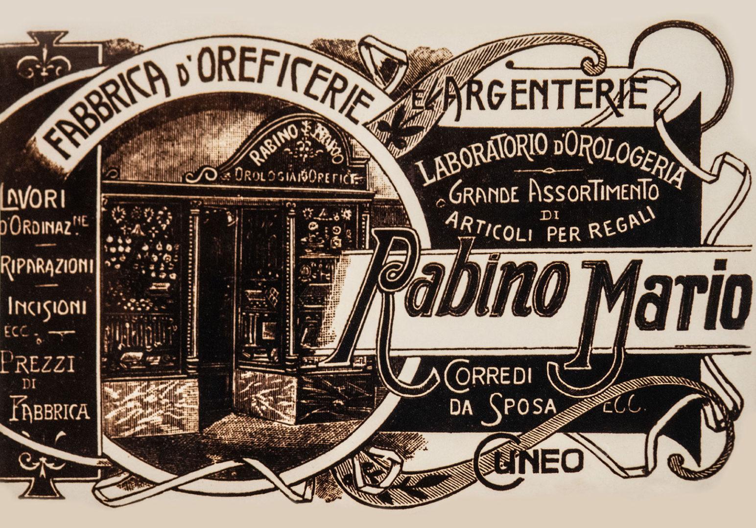 Gioielleria Rabino - Cuneo