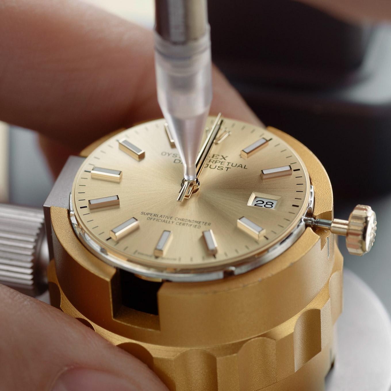 Assistenza Rolex - Rivenditore autorizzato Rabino1985