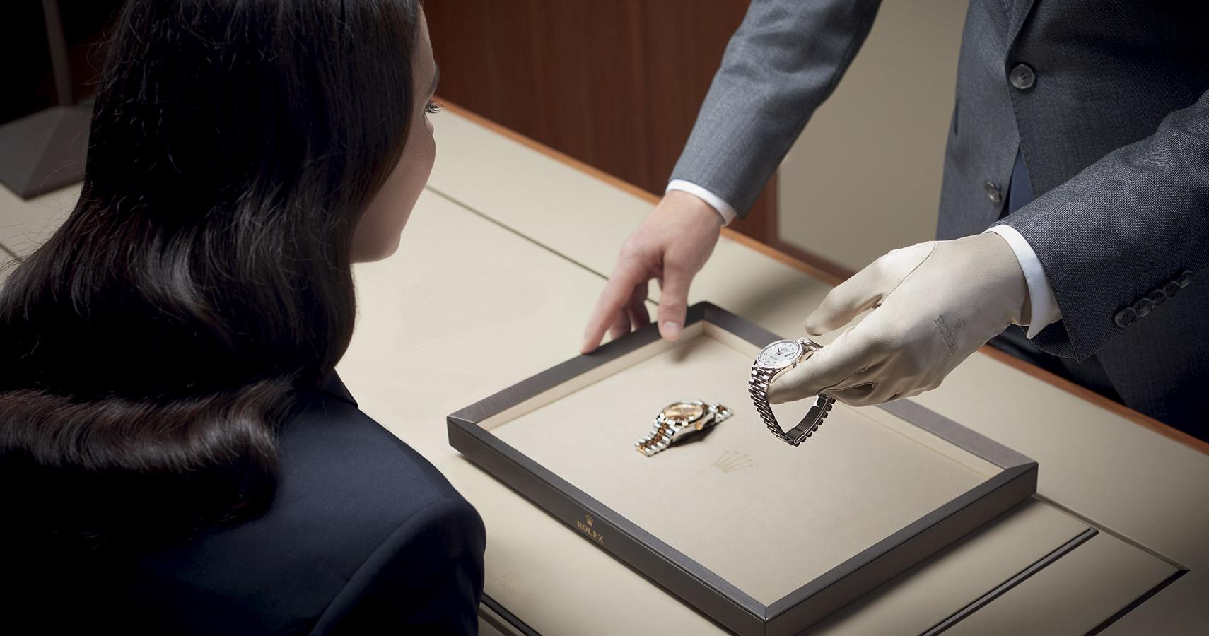 Rabino 1985 manutenzione Rolex